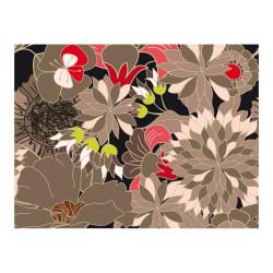 Fototapet - floral design -...
