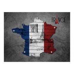 Fototapet - France (symbols)