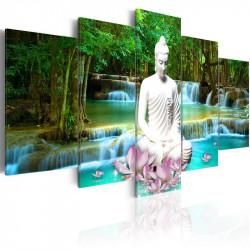 Billede - Zen Waterfall
