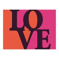 Fototapet - Love is in the air