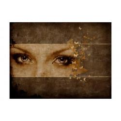 Fototapet - Woman and...