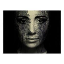 Fototapet - Forest mask