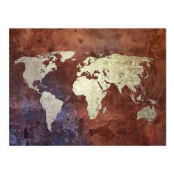 Fototapet - Jern kontinenter