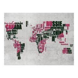 Fototapet - Verden af rejser