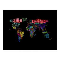 Fototapet - Farverige rejser