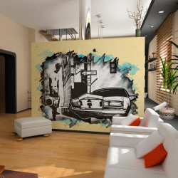 Fototapet - Urban atmosphere