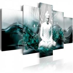 Billede - Azure Meditation