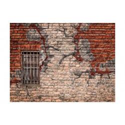 Fototapet - Break the wall