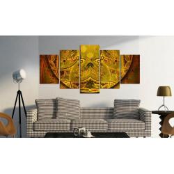 Billede - Mandala: Golden...