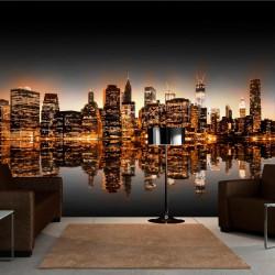 Fototapet - Wealth of NYC