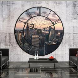 Fototapet - NYC Time Zone