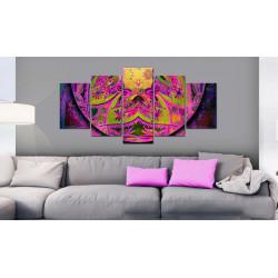 Billede - Mandala: Pink Power