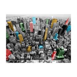 Fototapet - NY kalejdoskop
