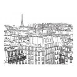 Fototapet - Parisian er...