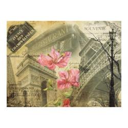 Fototapet - Bonjour Paris!