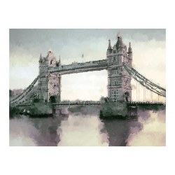 Fototapet - Victorian Tower...