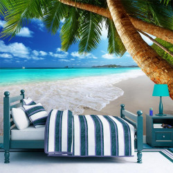Fototapet - Tropical island