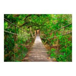 Fototapet - Bridge amid...