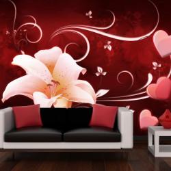 Fototapet - Love message