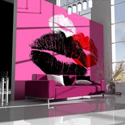 Fototapet - Tre kisses