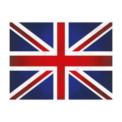 Fototapet - Union Jack