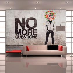 Fototapet - No more questions
