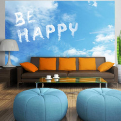 Fototapet - Be happy