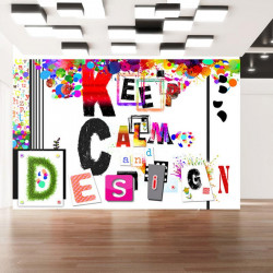 Fototapet - Keep Calm and...