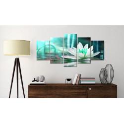 Billede - Turquoise Lotus