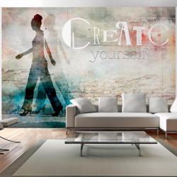 Fototapet - Create yourself