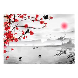 Fototapet - Japanese garden