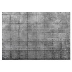 Fototapet - Steel puzzle