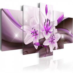 Billede - Violet Desert Lily