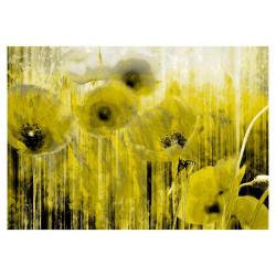 Fototapet - Yellow madness