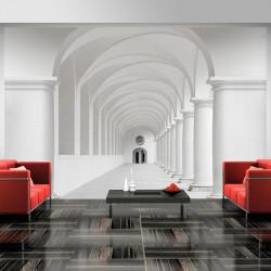 Fototapet - Corridor of...