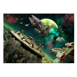Fototapet - Space fleet