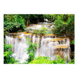 Fototapet - Thai waterfall