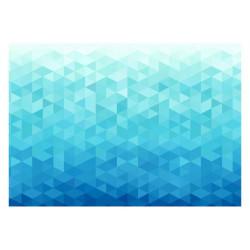Fototapet - Azure pixel