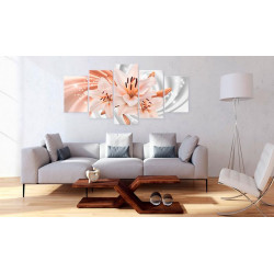 Billede - Coral Lilies