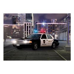 Fototapet - Police car