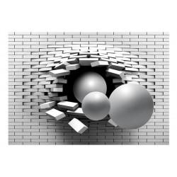 Fototapet - Another Brick...