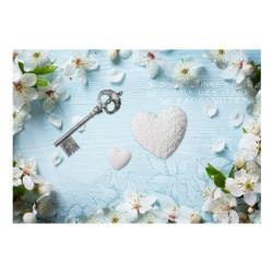 Fototapet - Spring key