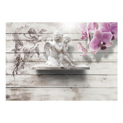 Fototapet - Kiss of an Angel