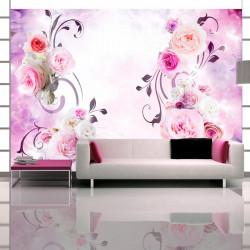 Fototapet - Rose variations
