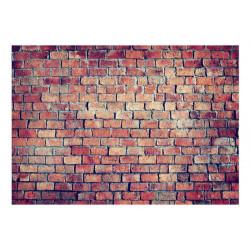 Fototapet - Brick - puzzle