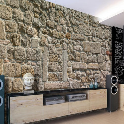 Fototapet - Wall From Stones