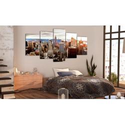 Billede - Grey Tower Blocks