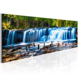 Billede - Beautiful Waterfall