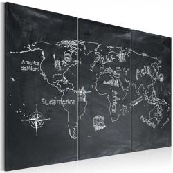 Billede - Geografi lektion...