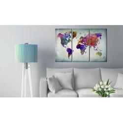 Billede - World in Colors